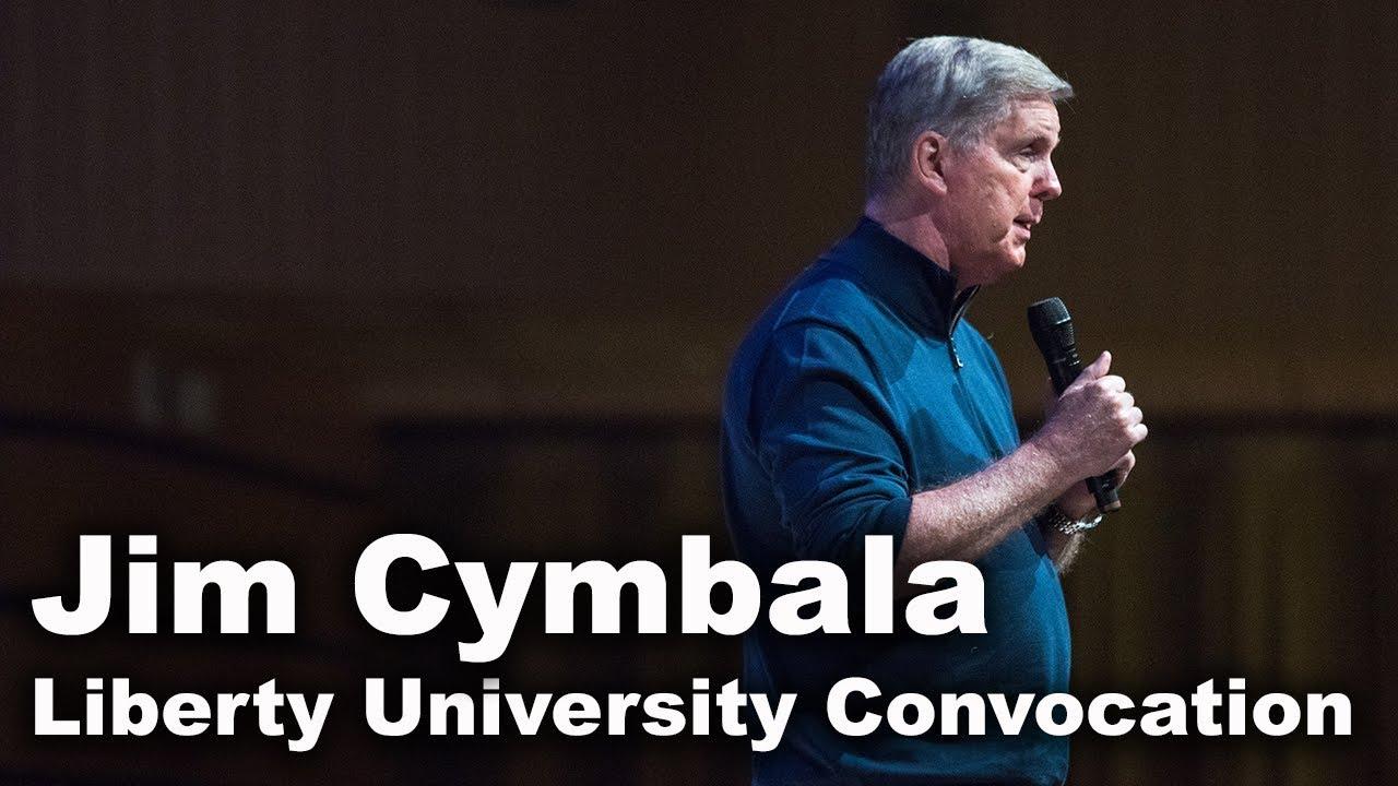 Jim Cymbala - Liberty University Convocation