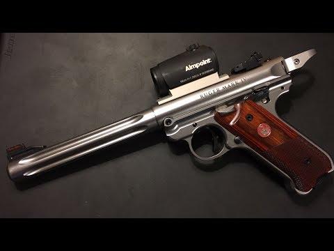 Ruger Mark IV Hunter Race Gun