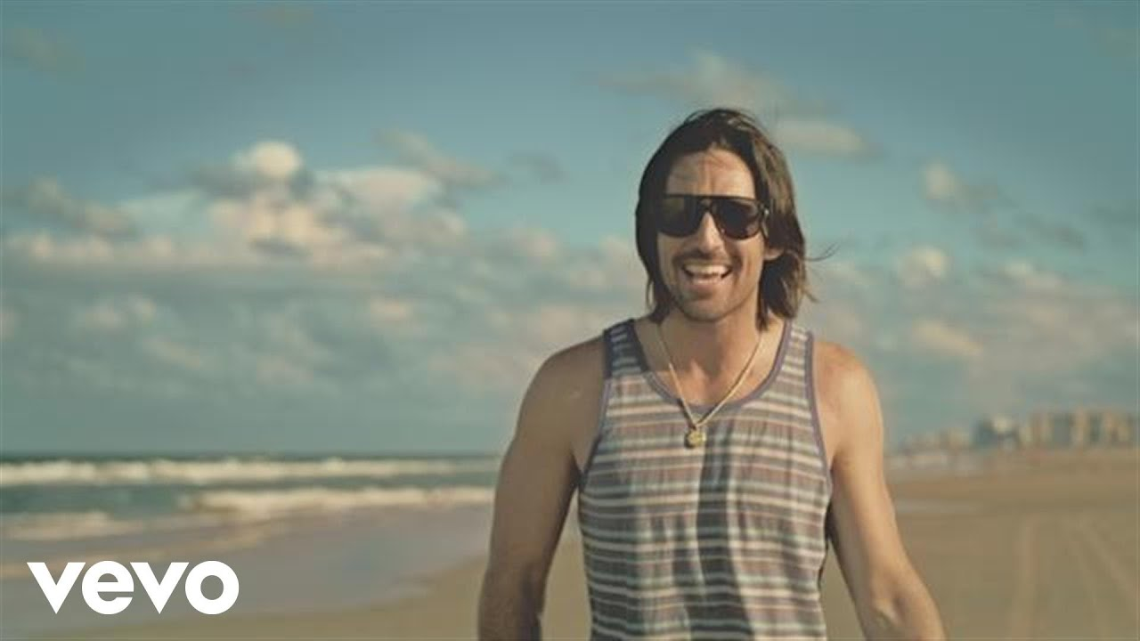 jake owen beachin youtube