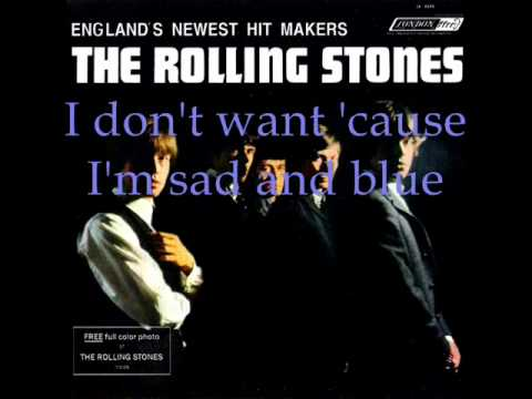 The Rolling Stones - I Just Want to Make Love to You (LYRICS)