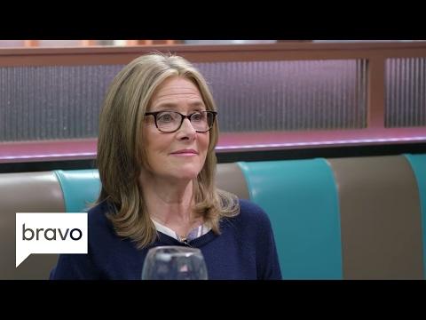Meredith Vieira on The Craziest Way She Dumped an Ex-Boyfriend | Bravo