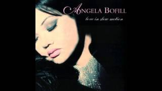 Angela Bofill - Love In Slow Motion w/lyrics - RZ