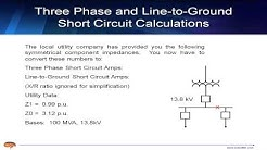 Short Circuit Calculations and Symmetrical Components – Part 1