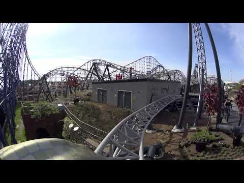 ICON POV, Blackpool Pleasure Beach