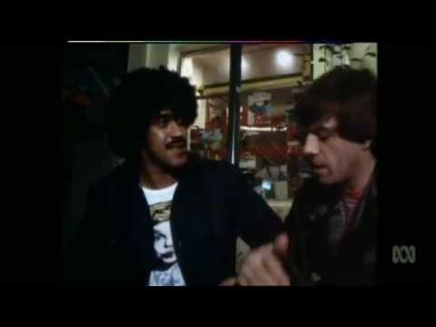 Countdown (Australia)- Molly Meldrum Interviews Phil Lynott- October 12, 1980