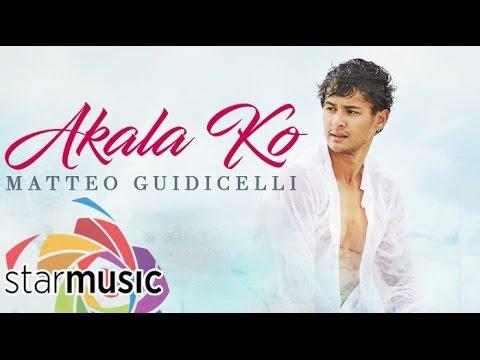 Matteo Guidicelli - Akala Ko (Official Lyric Video)