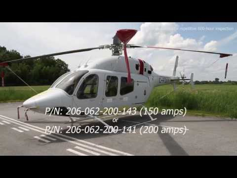 Bell 429 Repetitive 600 Hour Starter Generator Inspection