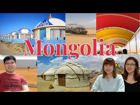 Virtual Travel with Super - Mongolia Episode 12