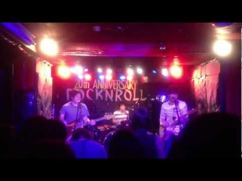 ハックルベリーフィン、2012/12/2 名古屋ROCK'N'ROLL 20th Annversary.