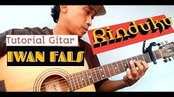 Tutorial Gitar - IWAN FALS ( Rinduku )