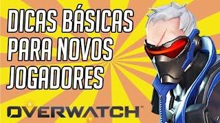 OVERWATCH - Guia Básico de Heróis para Iniciantes (Tutorial / Como Jogar)