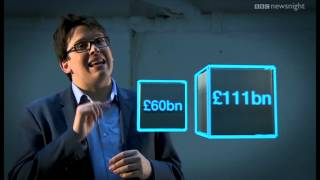 Chris Cook crunches the numbers - Newsnight