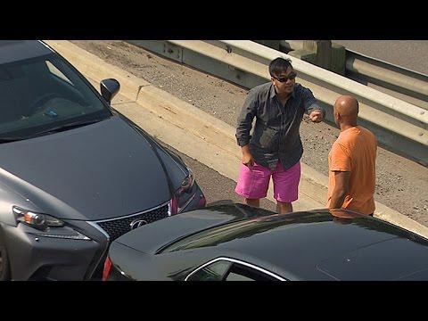 RAW: Toronto road rage caught on camera