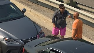 RAW: Toronto road rage caught on camera