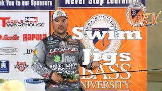swim jigs the ultimate search bait with fred roumbanis