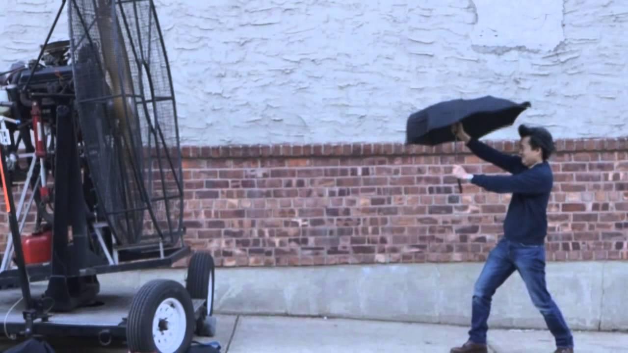 6de177ad0 Wind Machine vs Davek Umbrella - YouTube