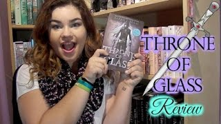 Throne of Glass by Sarah J. Maas: SPOILER FREE Rapid Review