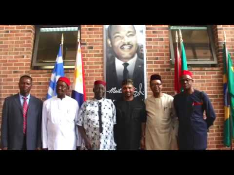 Igbo World News: ADF Goes To The United Nations Organization