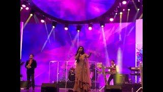 Gambar cover Hasi Reprise female version by Shreya Ghoshal live in Dumdum 2019
