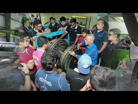 NAICO Video The Emerging Dynamics of Malaysia Aerospace Industry