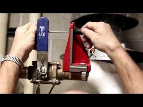 How to Install a Brady Perma-Mount™ Ball Valve LOTO Device