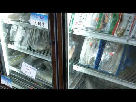 Asian  market in Beaverton Oregon