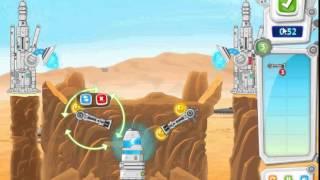 Финес и Ферб Звёздные войны игра Дроид Мастера