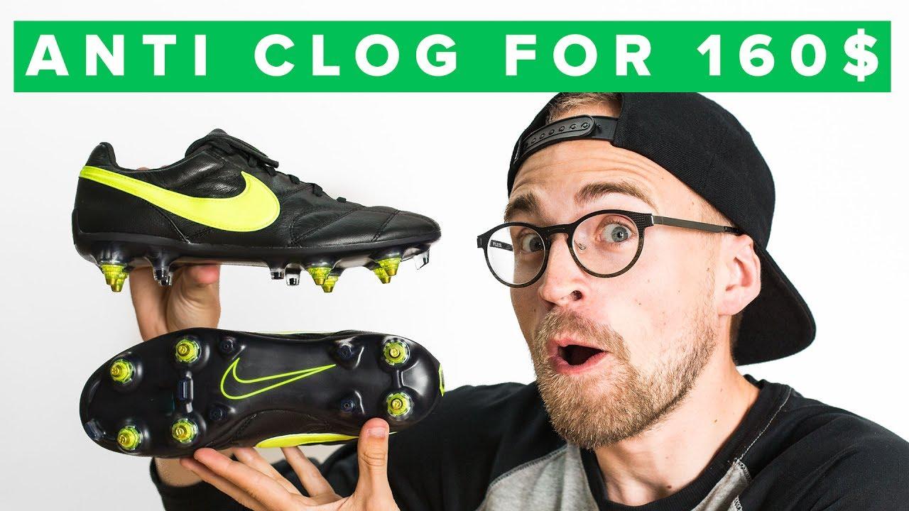dd12a5d9d CHEAP NIKE ANTI CLOG FOR EVERYONE | Nike Premier 2.0 - YouTube