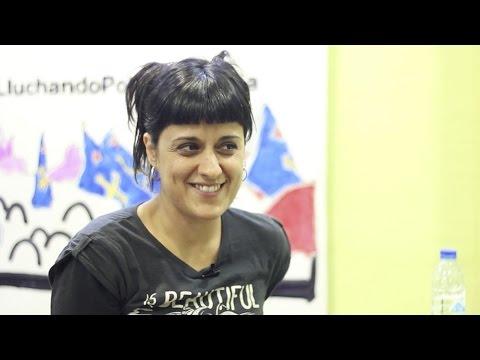 Entrevista a Anna Gabriel (CUP) n'Asturies