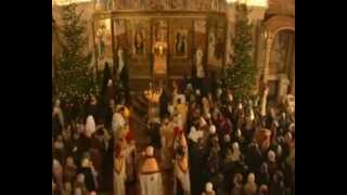 Рождественская служба(Видеосюжет о рождественской службе в Свято-Елисаветинском монастыре (6.01.2011), 2011-05-04T11:40:42.000Z)