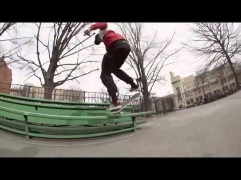 Tyshawn Jones - Away Days Part
