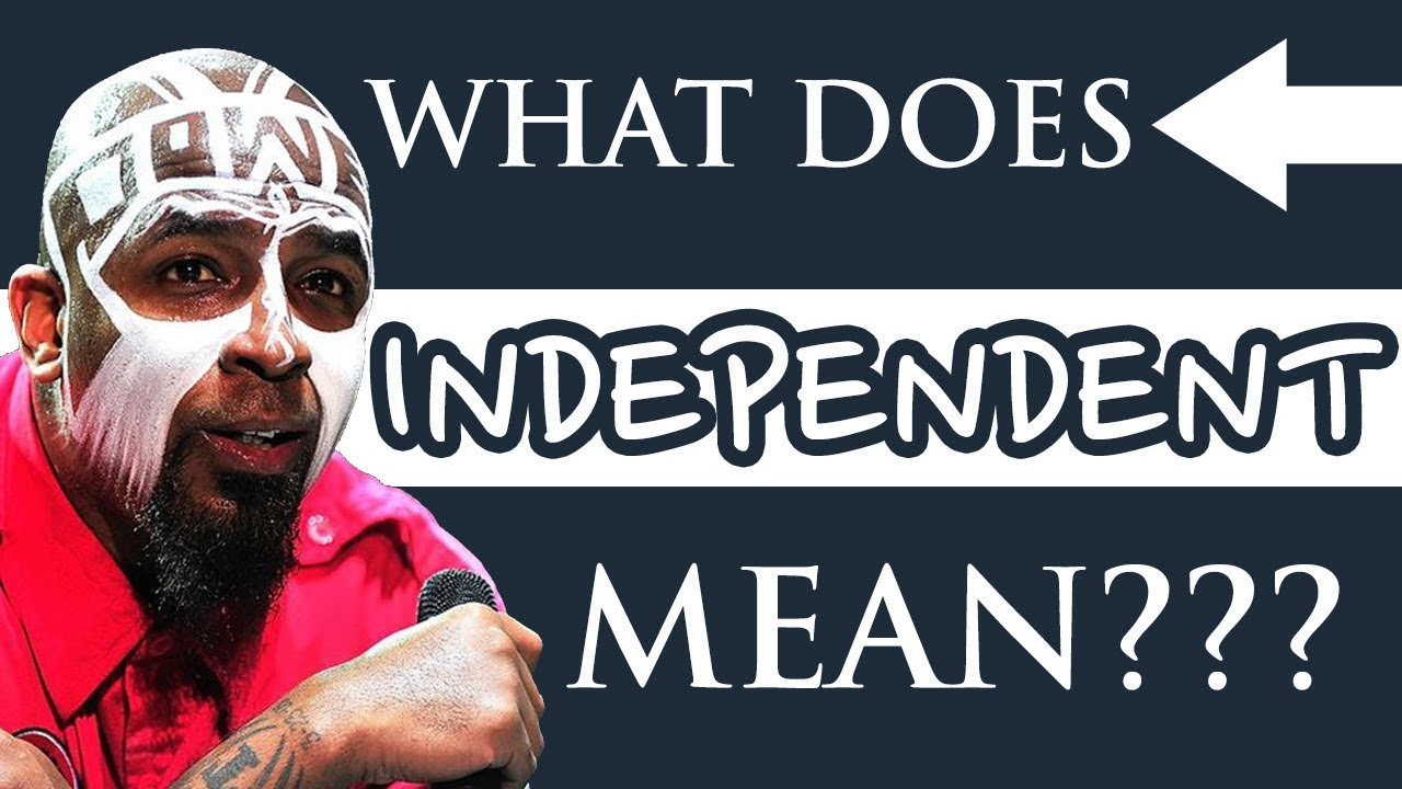 What Does Independent Mean? (Music Business Advice For Independent Artists)