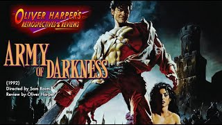Retrospective / Review: Army of Darkness (1992)
