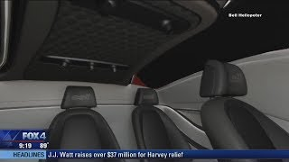 Uber flying taxis in Dallas closer to reality