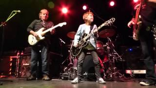 Walter Trout ft Toby Lee (Aged 10yrs) – @ Leamington Assembly (Live-2015)