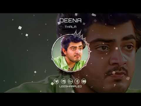 Best Tamil Whatsapp Status | Deena | Thala | Ajithkumar | Cut Songs