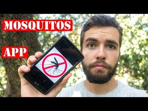 App Anti Mosquitos - ¿Funciona?