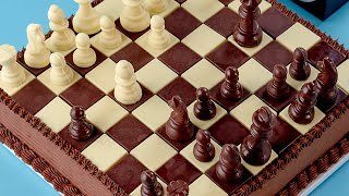 CHESS CAKE - NERDY NUMMIES thumbnail
