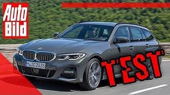 BMW 3er Touring (2019): Test - Kombi - Details