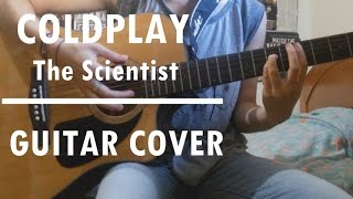 Coldplay - The Scientist (Acoustic cover)