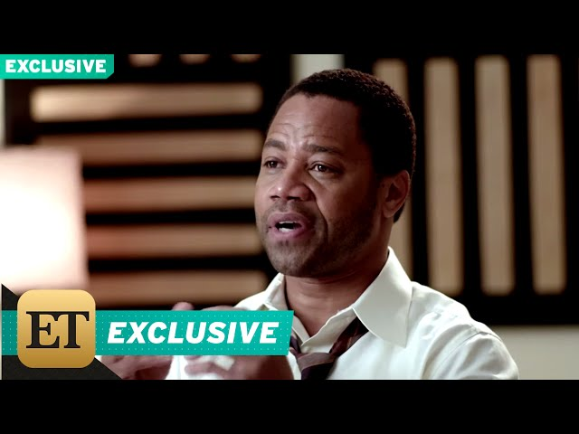 EXCLUSIVE: Cuba Gooding Jr. Says Playing O.J. Simpson Was 'A Really Emotional Roller Coaster'