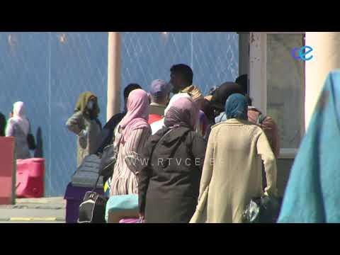 La apertura de fronteras de Marruecos desde el 15 de julio no afectará a Ceuta
