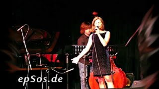 vocal jazz song in short dress