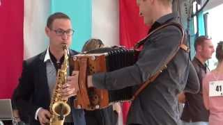 Gloaguen/Le Henaff, Champions de Bretagne des duos libres (1/3)