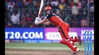 AB de Villiers Batting in CPL