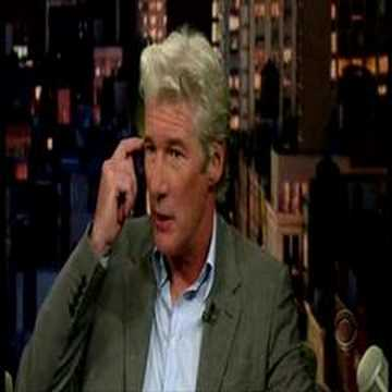The Hunting Party (Richard Gere @ David Letterman Show)