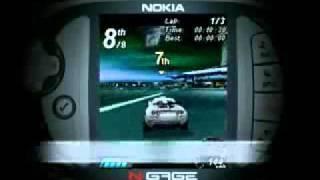 Nokia N-Gage Asphalt: Urban GT Trailer