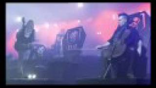 "Apocalyptica ""Heat"" [Life Burns Tour]"