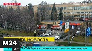 Роскомнадзор заблокировал сайт, через который рассылали сообщения о ложных минированиях - Москва 24