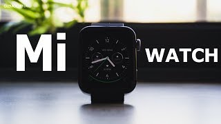 Xiaomi Mi Watch Review: The Phone on your wrist